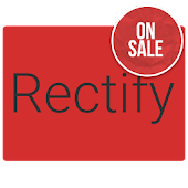 Rectify - HD Icon Pack
