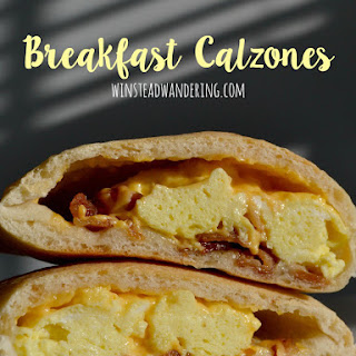 Breakfast Calzones.