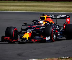 Max Verstappen eerste tijd in FP3, Russell valt wat terug en Grosjean zit opnieuw in een Haas