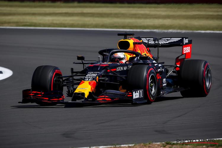Max Verstappen doorbreekt de Mercedes-hegemonie met schitterende prestatie op Silverstone