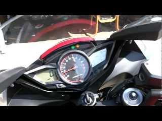 Video: Walkaround video of the new bike.