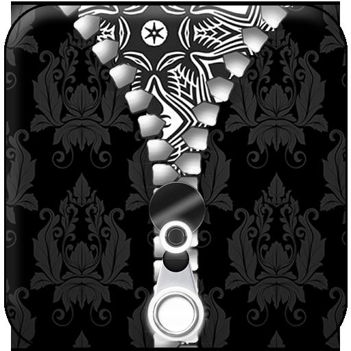 Locker theme black