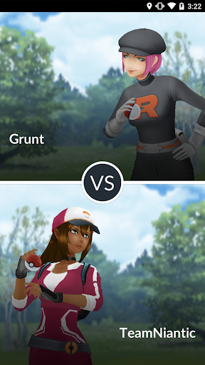Pokémon GO  screenshots 1