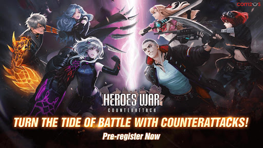 Heroes War: Counterattack screenshots 1