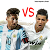 Messi VS Cristiano file APK for Gaming PC/PS3/PS4 Smart TV