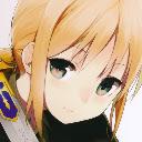 Artoria Pendragon HD Anime New Tabs Theme