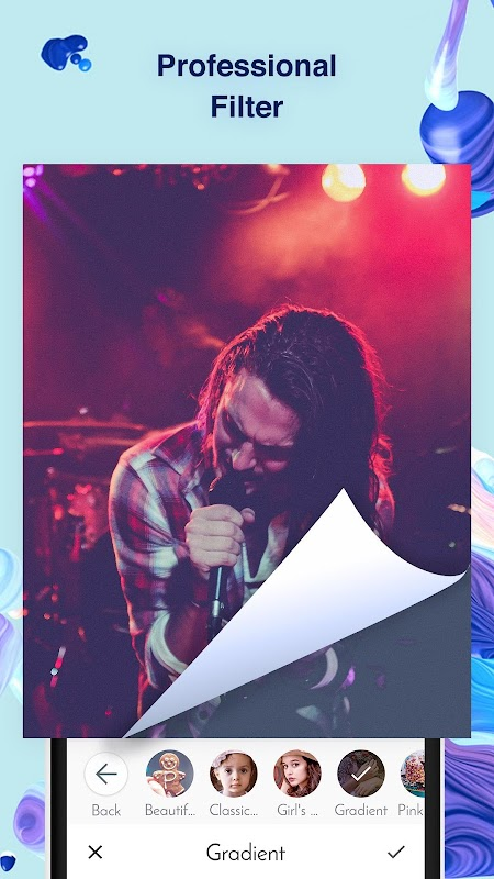 Photo Editor Pro - Photo Collage screenshots