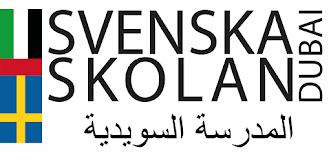 Logo Svenska Skolan Dubai