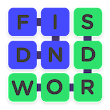 Find words - observation test icon
