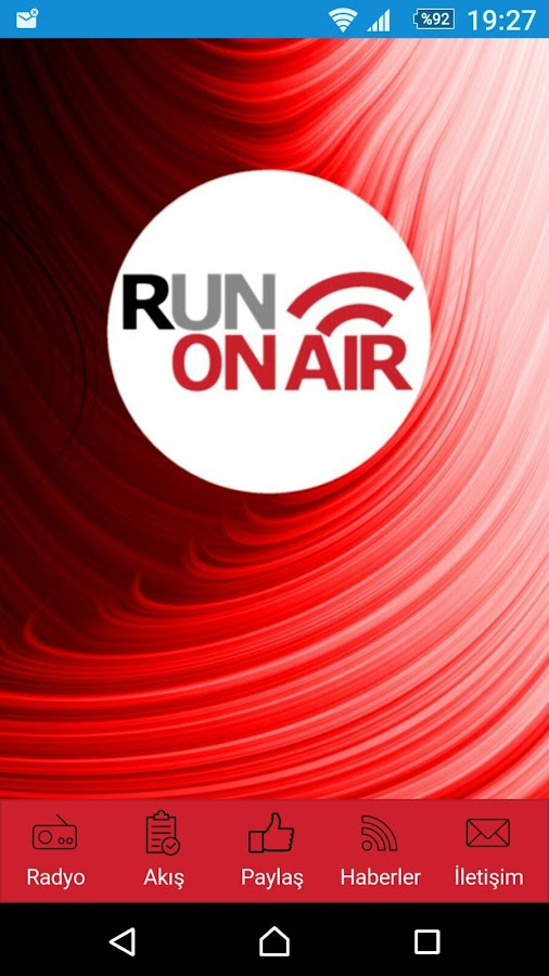 Radyo RUN ON AIR- screenshot
