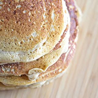 Grain-Free Maple Cinnamon Pancakes Recipe
