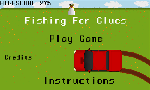 Fishing For Clues