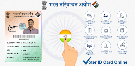Voter ID Card Online Service app (apk) free download for Android/PC