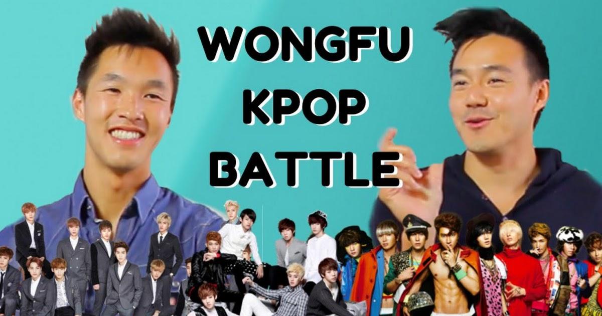 Eat Your Kimchi x Wong Fu Productions K-POP Challenge!