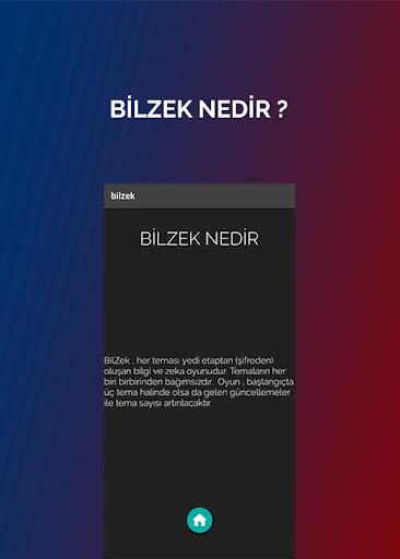 BilZek screenshot 1