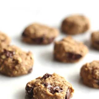 Banana Nut Protein Cookies.