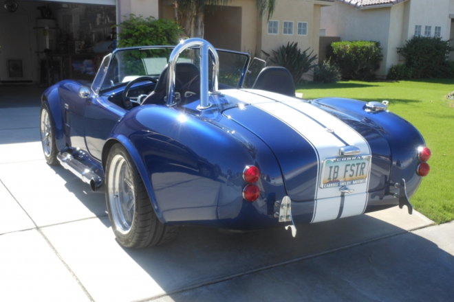1965 Cobra Hire CA