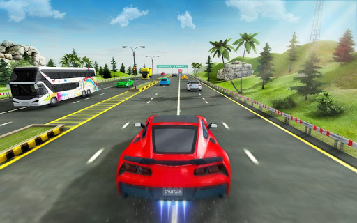 Modern Car Traffic Racing Tour - free games 3.0.11 screenshots 3