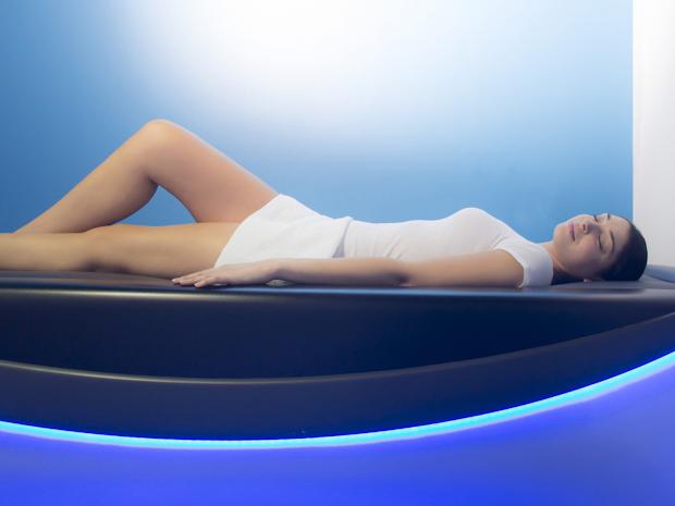 hydromassage détente bien-être relaxation point soleil