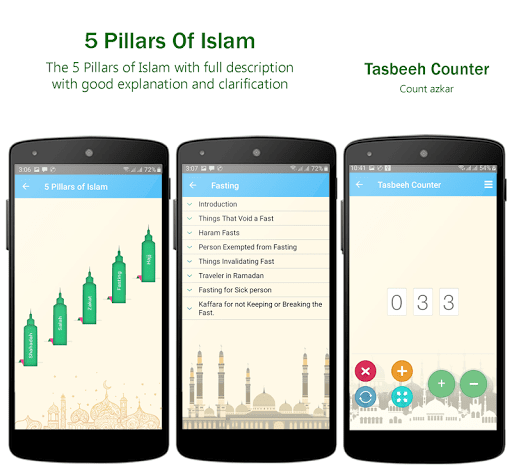 Muslim Prayer Pro with Azan, Quran & Qibla Compass screenshot 14