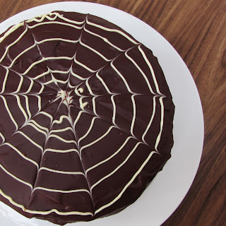 The Ultimate Halloween Cake.