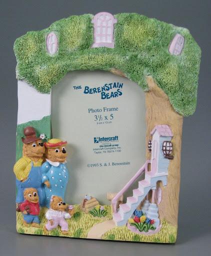 Picture frame:The Berenstain Bears Photo Frame