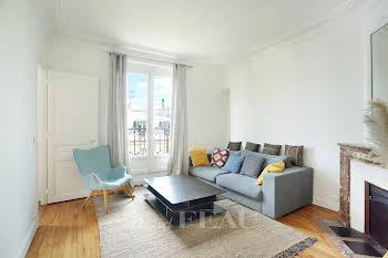 Appartement meublé 2 pièces 52,43 m2