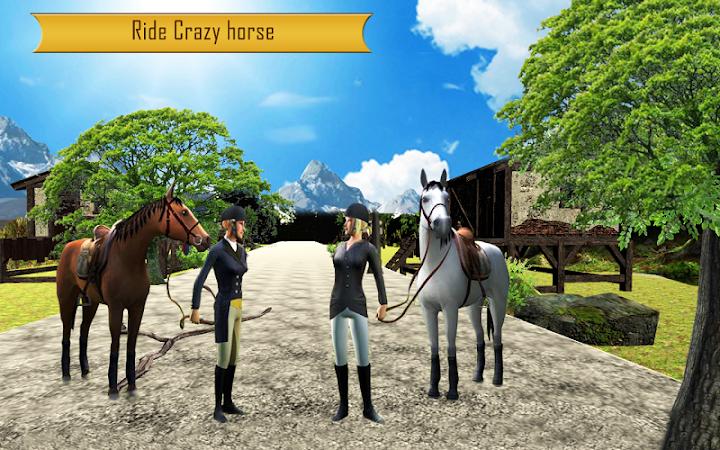 Horse Riding : Simulator on Google Play Reviews | Stats