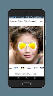 Girls Glasses Photo Editor - Fashion Glasses - náhled