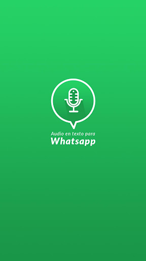 Audio to text for WhatsApp 1.5 screenshots 1