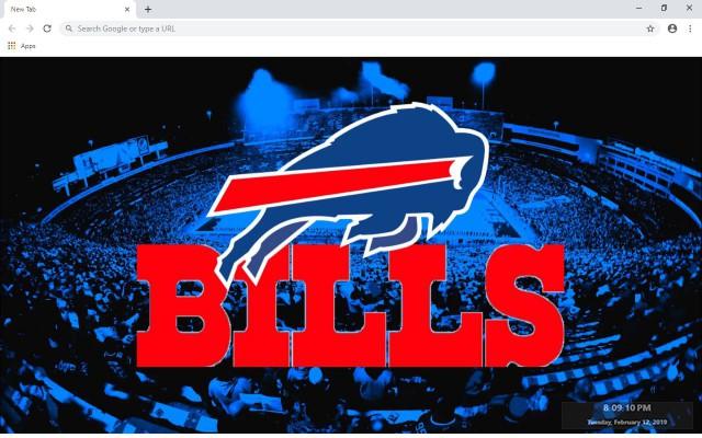 Buffalo Bills New Tab & Wallpapers Collection