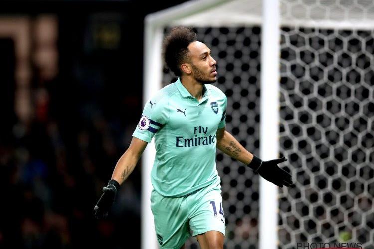 Aubameyang aurait pris sa décision — Arsenal