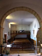 Photo: Boletín 118 -Nave central de la Iglesia