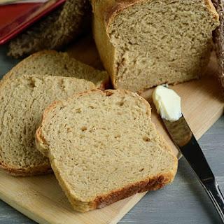 100% Whole Wheat Sandwich Bread / Whole Wheat Sandwich Bread