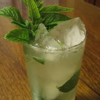 Gin-Gin Mule.