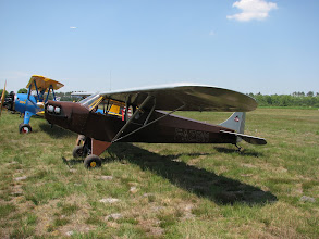 Photo: Taylorcraft J-2 Cub