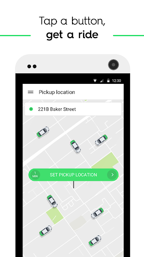 Taxify CA.3.13 screenshots 1