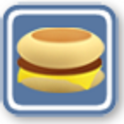 Fast Food Map icon