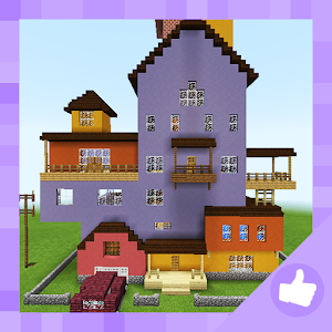 Hey Neighbor: Funny Mini-game. Map for MCPE for PC