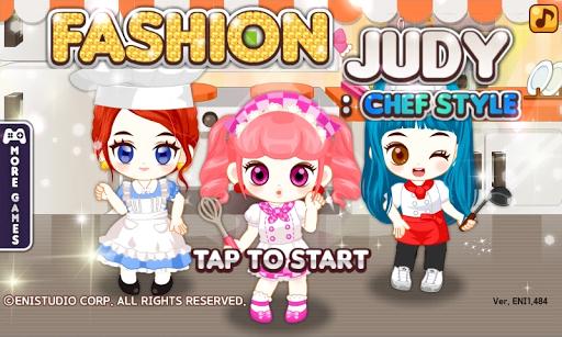 Fashion Judy: Chef style