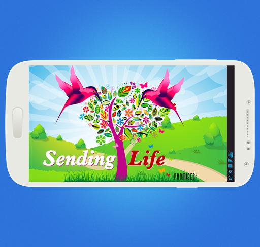 Sending Life