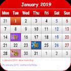 South African Calendar 2019 icon