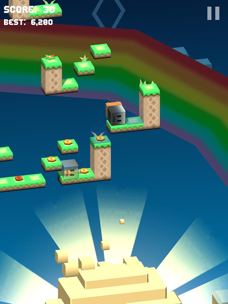 Super Drop Land Screenshot 14