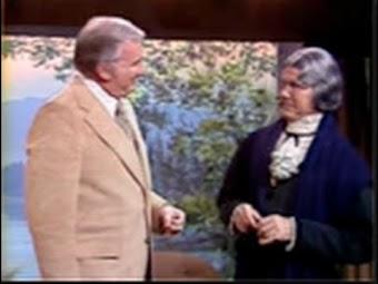 Alice Cooper, Jay Leno, Aunt Blabby, 6/14/1977