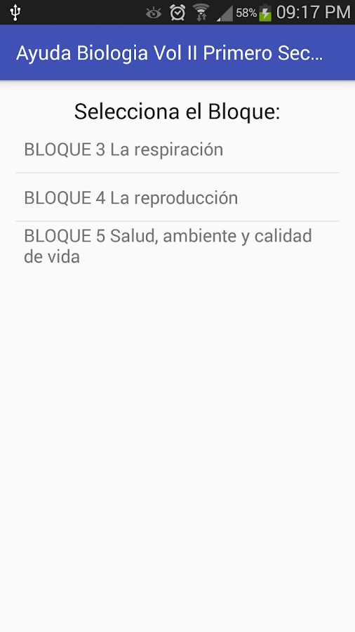 Biología Vol 2 1er. Secundaria- screenshot