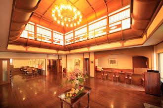 Photo: ホテル椿野 エントランスロビー2