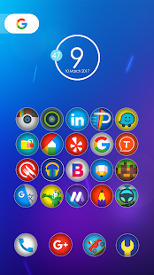 Rentrox - Icon Pack - náhled