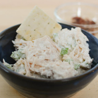 Grandma's Easy Chicken Salad with Optional Mix Ins