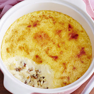 Rum Raisin Rice Pudding