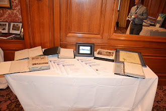 Photo: Ottawa Valley Chapter history display